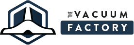 The Vacuum Factory Logo