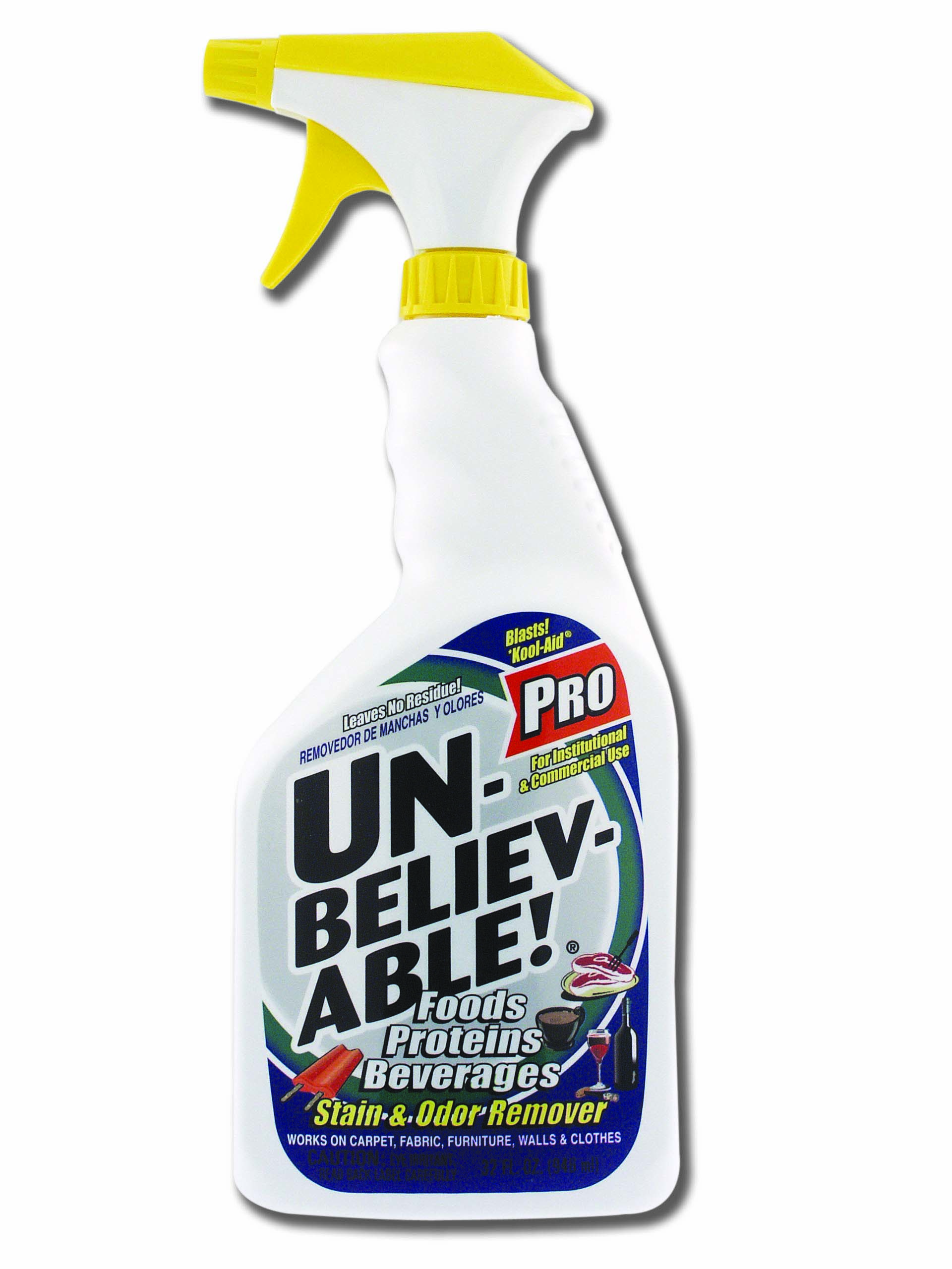 Unbelievable Stain Amp Odor Remover The Vacuum Factory