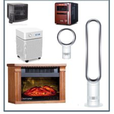 Air Purifiers, House Fans and Portable Heaters