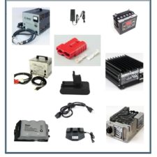 Batteries, Chargers & Parts