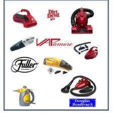 Hand Held Vacuums