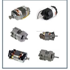 Power Head Motors