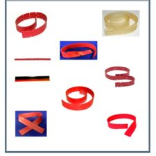 Squeegee Blades and Parts